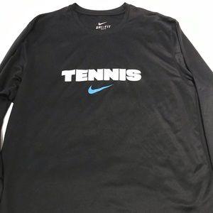 Nike Long Sleeve TENNIS shirt - Size XL